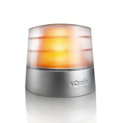 Feu orange SOMFY Master Pro 230V Clignotant