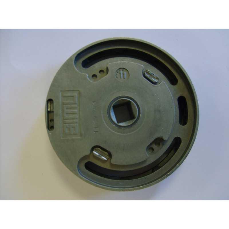 Treuil carré de 10 SIMU sans FDCépaisseur 20 mm