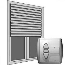 Kit Modernisation filaire SOMFY pour Bloc Baie (Fenêtre)