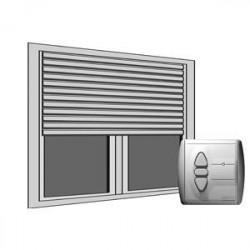 Kit Modernisation filaire SOMFY pour Bloc Baie (Porte-fenêtre)