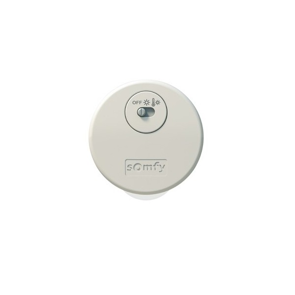Capteur soleil SOMFY Thermosunis wirefree RTS