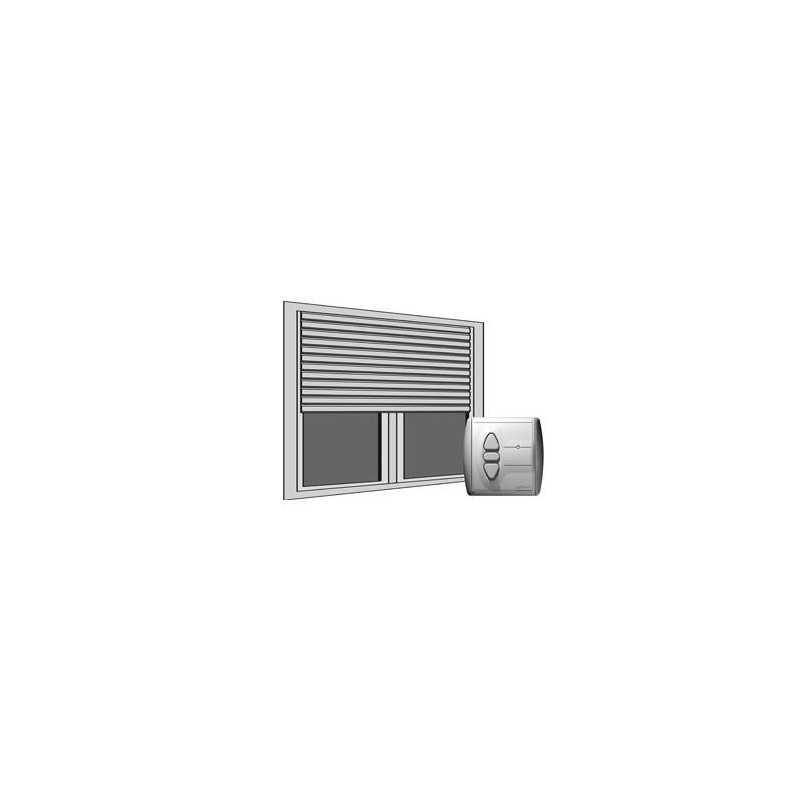 Kit Modernisation filaire SOMFY pour volet Tradi (Porte-fenêtre)