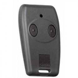 Télécommande 2 canaux de poche SIMU TSA 2 HZ