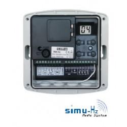 Récepteur radio SIMU RSA HZ pro