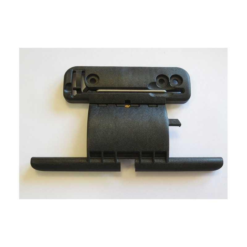 Attache rigide 1 maillon pour lame de 8 mm + fil coffre 169 mm Zurfluh Feller.