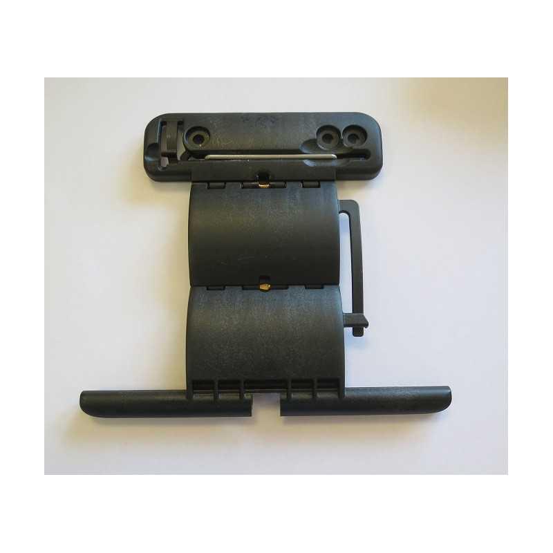 Attache rigide 2 maillons pour lame de 8 mm + fil coffre 200/225 mm Zurfluh Feller.