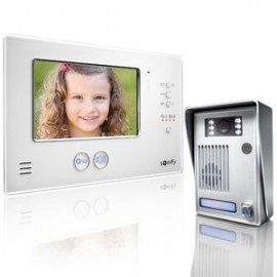 Visiophone SOMFY V200 Blanc