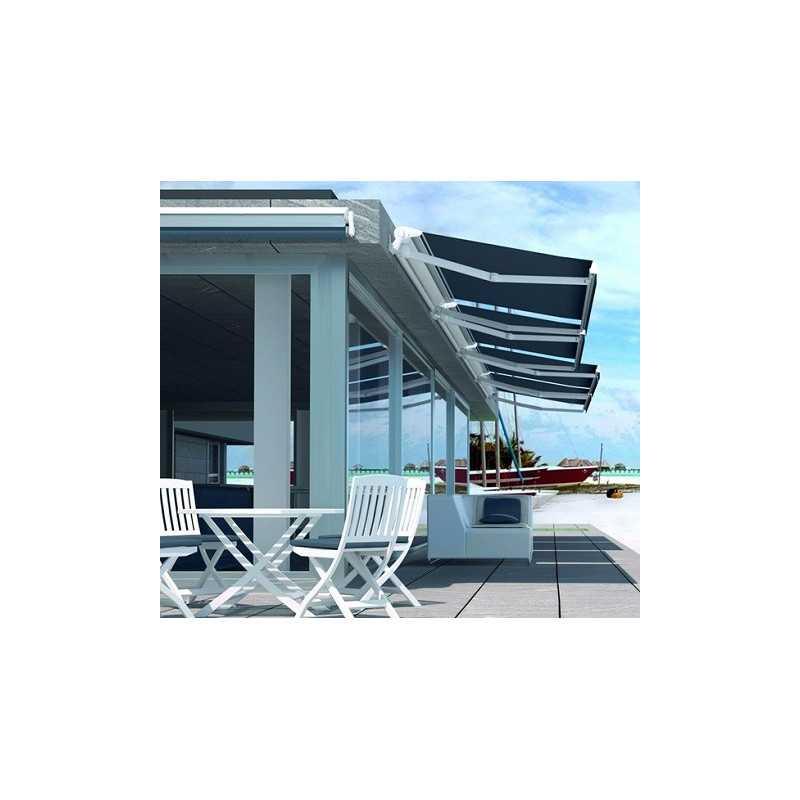 Store semi-coffre 2400 x 1500 électrique ECO