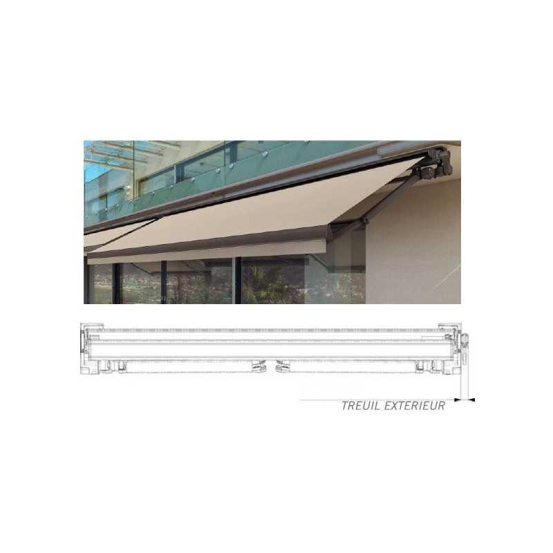 Store semi-coffre 2400 x 1500 manuel