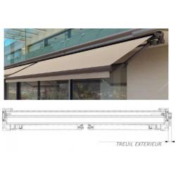 Store semi-coffre 2400 x 2000 manuel