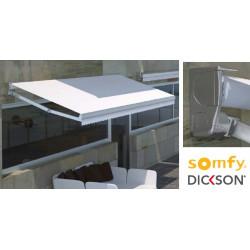 Store Monobloc 3590 x 2500 électrique SOMFY IO