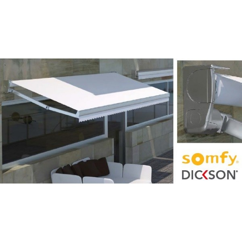 Store Monobloc 4780 x 2500 électrique SOMFY IO