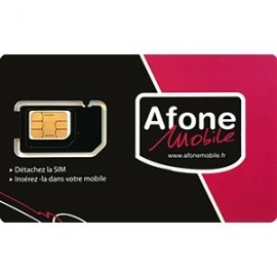 Carte SIM pour module GSM Alarme SOMFY