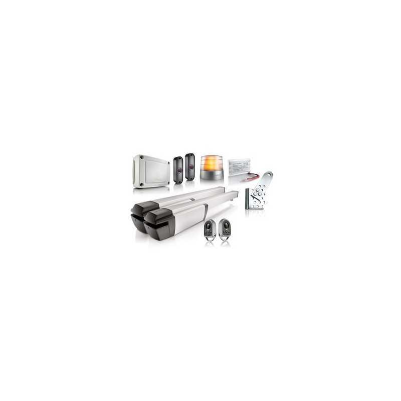 Moteur IXENGO L 3S IO pack confort (Portail Battant 400kg max)
