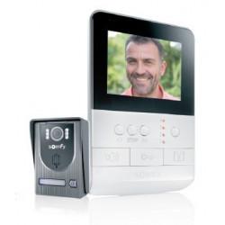 Visiophone SOMFY V100 Blanc