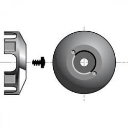 Stop roue moteur SOMFY diam 50