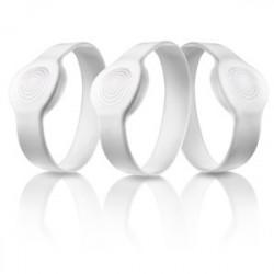 Lot de 3 Bracelets Adulte pour Serrure Connectée SOMFY