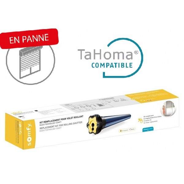 KIT REMPLACEMENT RADIO RTS FENETRE