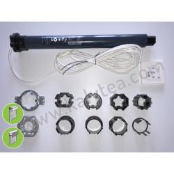 Kit remplacement moteur RS100 Volet Porte Fenêtre Monobloc/Tradi