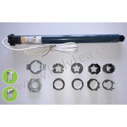 Kit remplacement Oximo RTS 6/17 moteur volet roulant Monobloc/Tradi