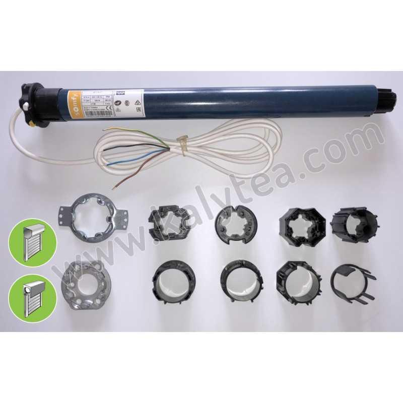 Kit remplacement moteur Filaire Volet Porte Fenêtre Monobloc/Tradi