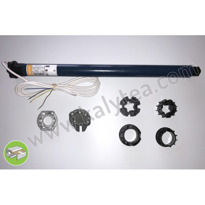 Kit remplacement Orea WT 50/12 (ex SLT) moteur filaire store coffre