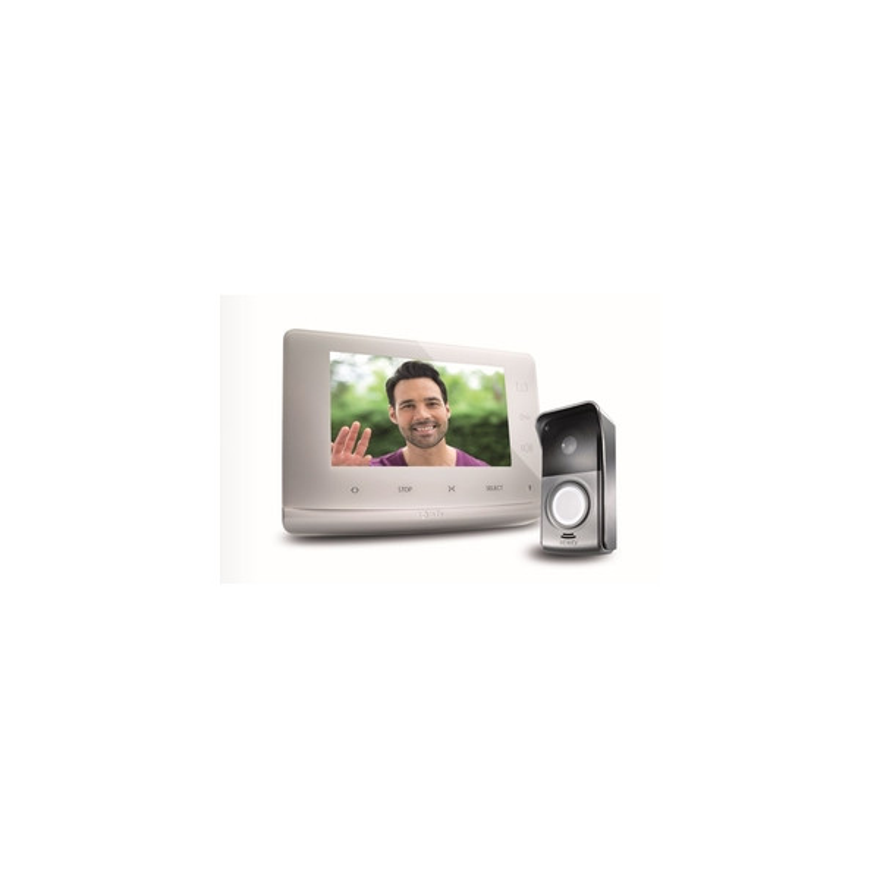 Visiophone SOMFY V250 Blanc (remplacé par le V300)