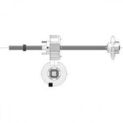 Embout télescopique tube Deprat 89- F5039