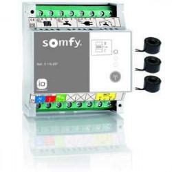 Capteur de consommation électrique SOMFY io - pompe à chaleur