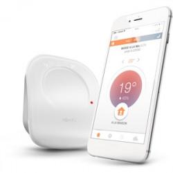Thermostat connecté RADIO - contact sec
