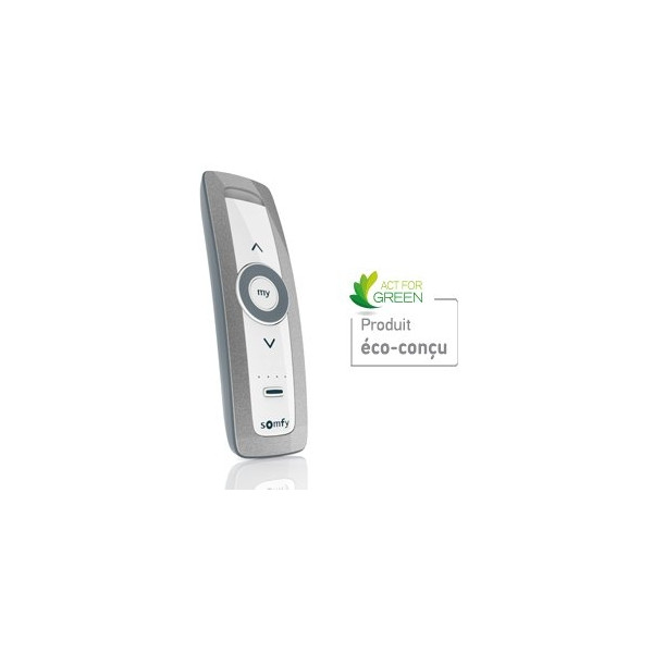 Télécommande SOMFY Situo 5 Variation RTS Iron