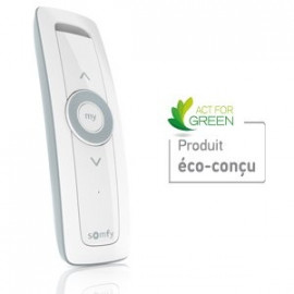 Télécommande SOMFY Situo 1 Variation Soliris RTS Pure