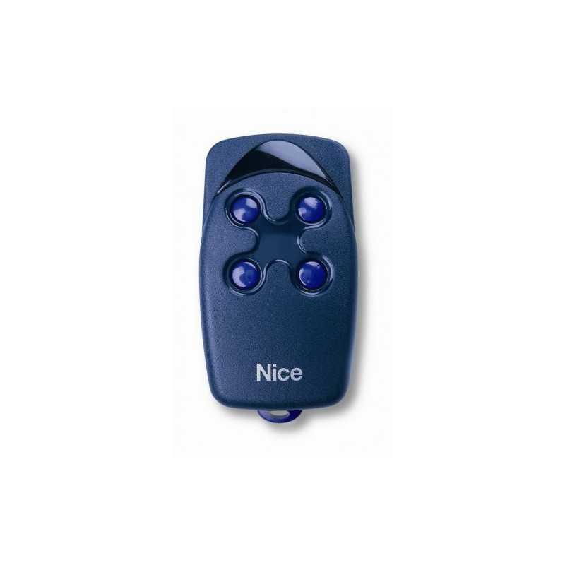 Télécommande NICE 4 fonctions Dip Switch