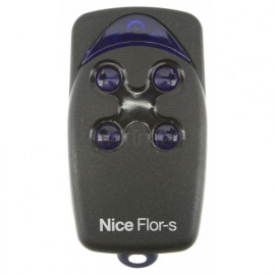 Télécommande NICE 4 fonctions Rolling Code