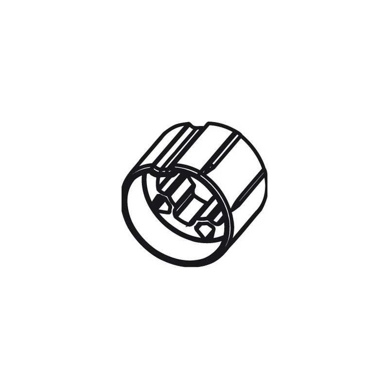 Roue LT 50 - Tube Diam.60 (ZF)
