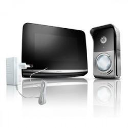 Visiophone SOMFY V500 PRO io avec bloc secteur