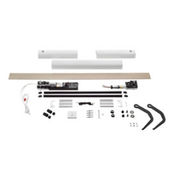 Kit motorisation YSLO FLEX IO 2 Vantaux Blanc
