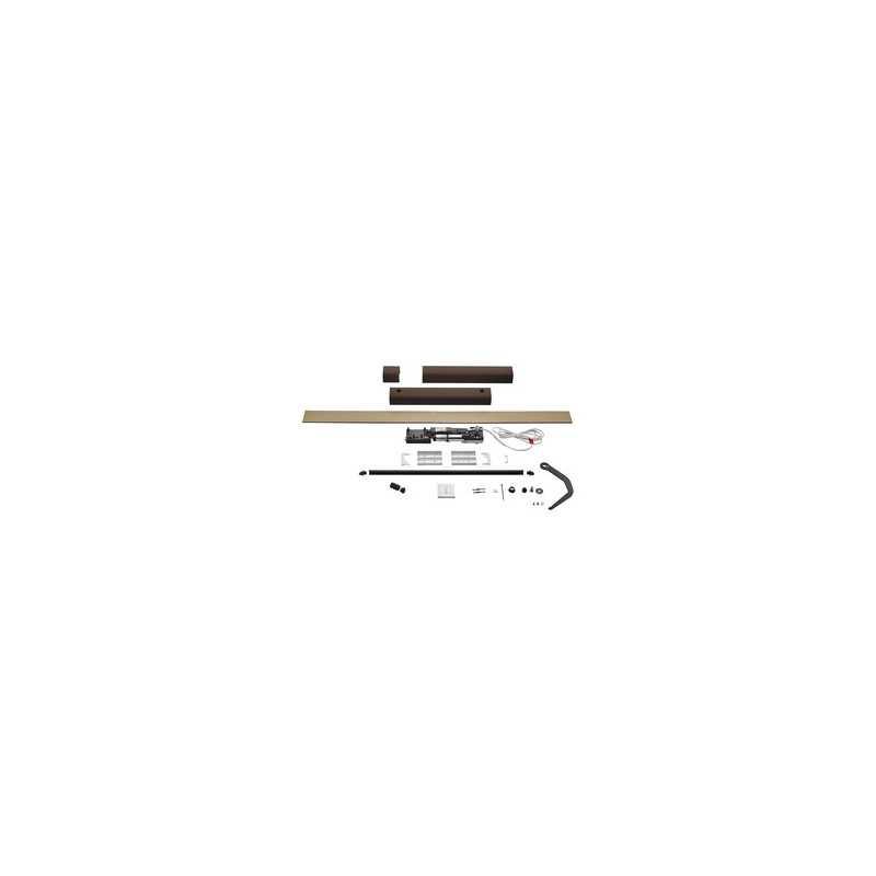 Kit motorisation YSLO FLEX IO 1 Vantail Marron