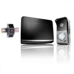 Visiophone SOMFY V500 PRO io avec module Rail Din
