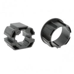 Adaptations PROFALUX axe Ø 64 mm pour moteur SOMFY