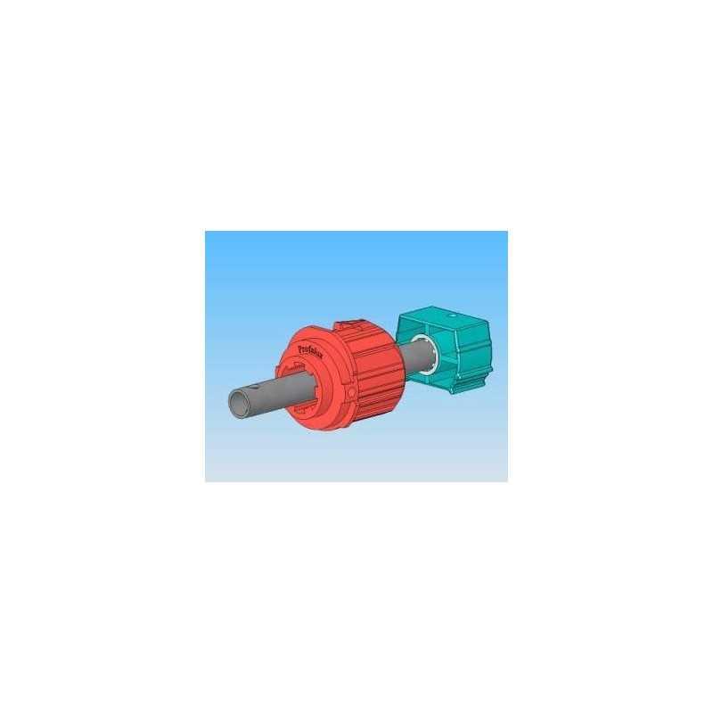Tandem Profalux pour axe 56 mm