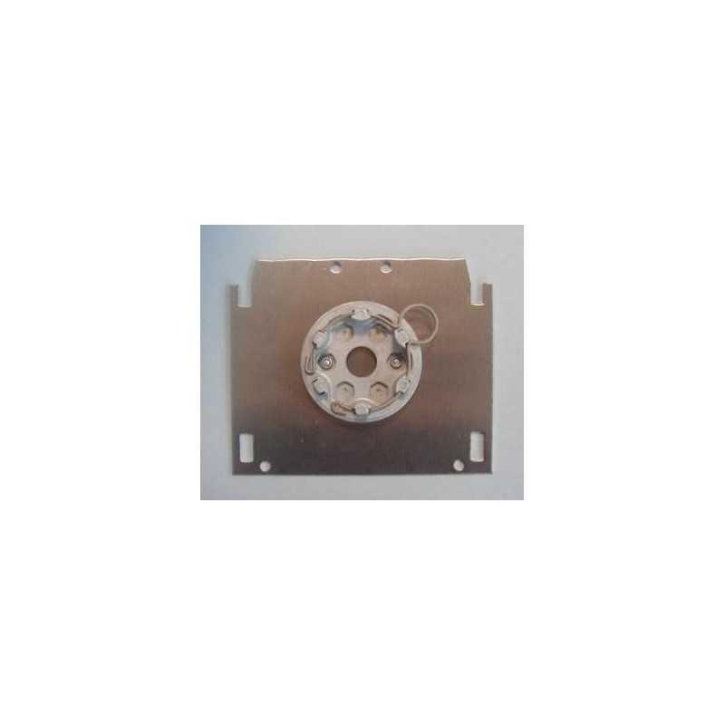 Platine Coffralux avec support moteur SOMFY