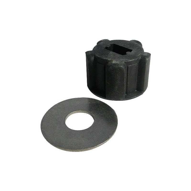Adaptation roue Somfy pour moteur Profalux