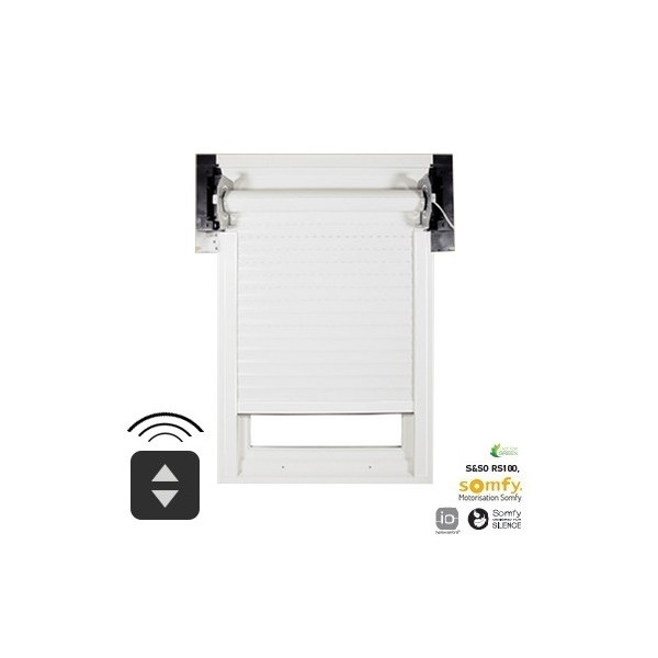 Volet roulant Traditionnel Radio RS100 io SOMFY