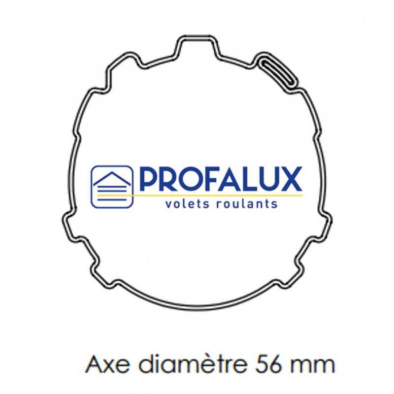 Axe Ø56 mm PROFALUX / EVENO
