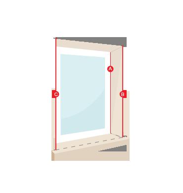 Schéma pose fenêtre